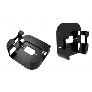 Ultra Lightweight Mount for The Latest Sky Now 2 TV Mount Series 2 boxes Roku 2 and 3 mount Black in Colour Sleek Protective Design Case TV Mount Bracket for Gen 2 Sky Now TV boxes including fitting kit Mountable on either the Wall TV or Flat Surfaces