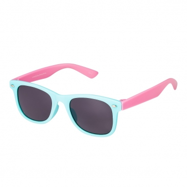 Ultra Green and Pink Kids Sunglasses Rubber Flexible Childrens Sunglasses UV400 UV Protection UVA UVB Boys Sunglasses Girls Sunglasses for Kids Retro Classic Sun Glasses Unbreakable Glasses Suitable for Ages 3 to 10 years