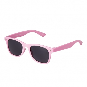 Ultra Pink Kids Sunglasses Rubber Flexible Childrens Sunglasses UV400 UV Protection UVA UVB Boys Sunglasses Girls Sunglasses for Kids Retro Classic Sun Glasses Unbreakable Glasses Suitable for Ages 3 to 10 Years