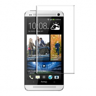 Ultra Edition Premium Clear HTC One 0.4ml Tempered glass screen protector highest level protection 9H Pro