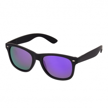 Ultra Black Frame Purple Dawn Lenses Adults Classic Style Sunglasses UV400 Top quality Glasses With Black Blue Green White Pink Tortoiseshell and Red Frames with Dark Lens Mens Womens Stylish