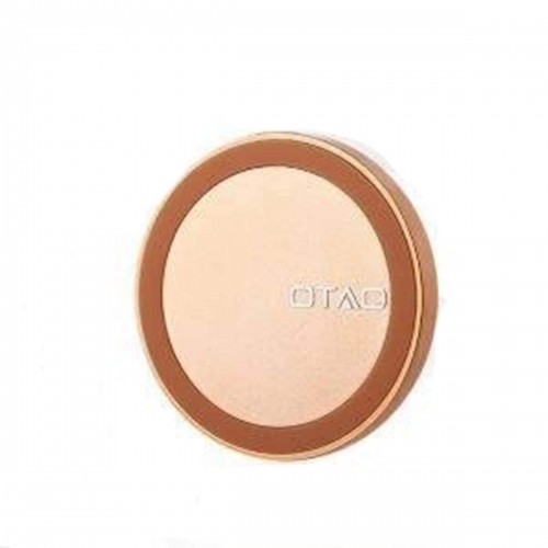 OTAO 0.98cm Thinnest Gold Coloured QI Charger Pad for Samsung HTC Iphones LG +