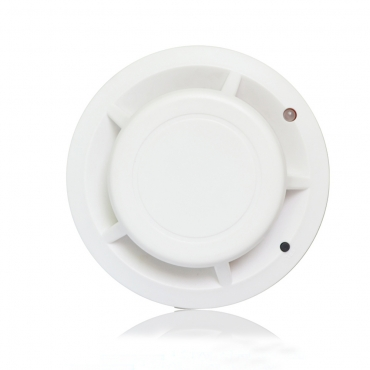 SecruiWhite high sensitivity smoke detector/smoke sensor