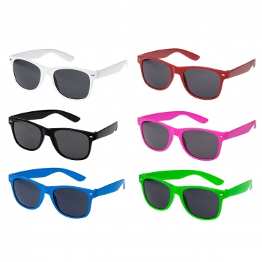 Ultra Adults Classic Style Sunglasses UV400 Top quality Glasses With Black Blue Green White Pink Tortoiseshell and Red Frames with Dark Lens Mens Womens Stylish