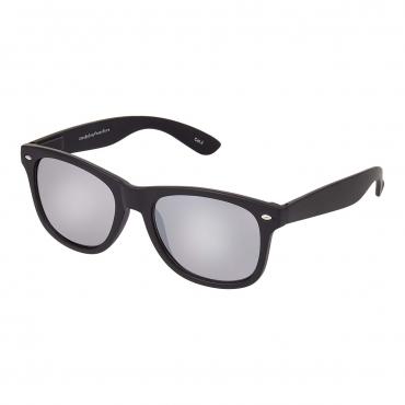 Black Framed Adults Classic Style Sunglasses Unisex Frames Colouful Lenses Retro Stylish Shape Designer Frames UV400 Sunglasses Great Retro Classic Style Lens for Men Women Unisex