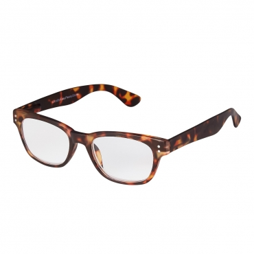 Adults Brown Tortoise Shell Classic Style Reading Glasses Mens Womens Non Prescription Eyewear 1.5 to 3.5 Dioptre