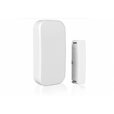 2 Secrui Home Door Window Contact Sensor Wireless For Burglar Alarms Magnetic Surface Gap Intruder Alert with Wifi for 433mhz Alarm Systems