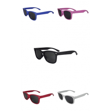 5 Pack of Childrens Kids Classic Style Sunglasses UV400 Classic Shades Black Red Pink White and Blue Recommended Age 3 to 10 Years