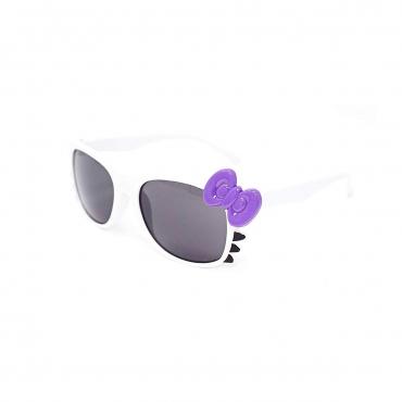 Ultra White Childrens Bow Style Multi Colour Dark Lens Classic Frames Costume Glasses Kids Nerds Geek World Book Day Cosplay Fancy Dress Unisex
