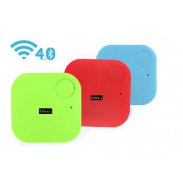 Ultra Anti lost alarms Coloured Square Tile Style Wireless Smart iTag Bluetooth 4.0 Anti lost Alarm Key Object Finder/ Bluetooth Self-Timer Remote Shutter Controller
